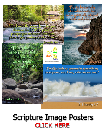Scripture Image Poster